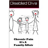 Chronic Pain, It's a Family Affair Book Cover