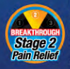 Nyloxin effectively treats Stage 2 chronic pain.