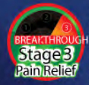 Nyloxin effectively treats Stage 3 chronic pain.